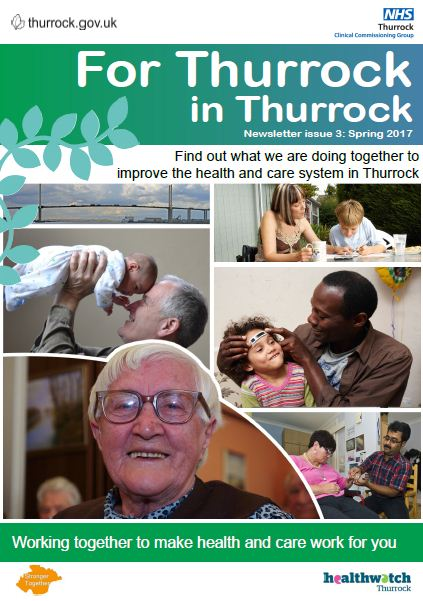 For Thurrock in Thurrock issue 3 Spring 2017