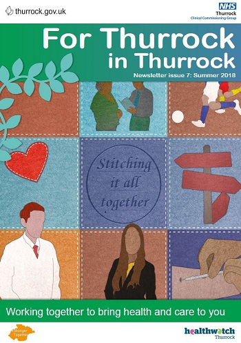For Thurrock front cover summer 2018