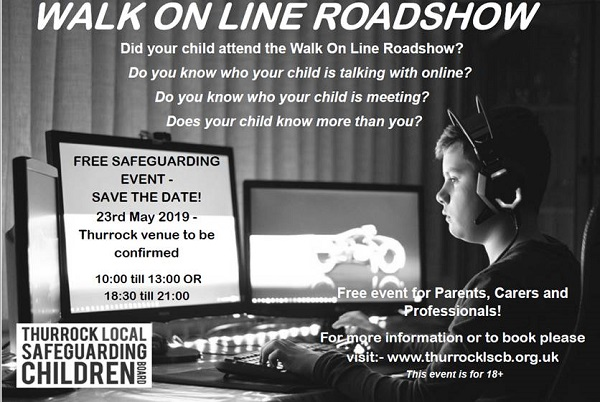 Walk on line roadshow